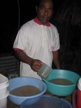 Preparing cava