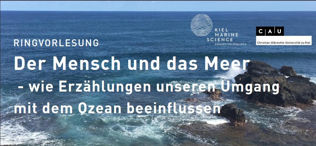 Ringvorlesung - Der Mensch und das Meer