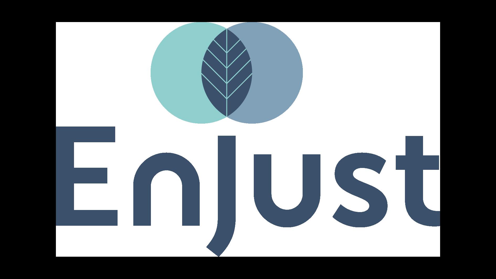 EnJust Logo