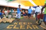 Market in Suva