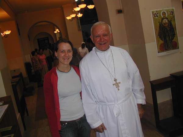 Giovanni Innocenzo Martinelli, Apostolic Vicar of Tripoli