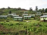 Relocated Vunidogoloa village