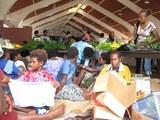 Market in Port Vila